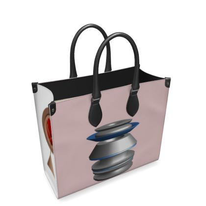 Bag with design