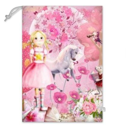 Princess Toy Sack