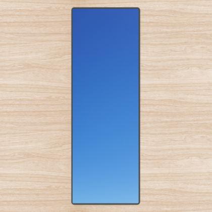 Yoga Mat, Blue Sky