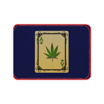 Card Holder - Ace of Weed