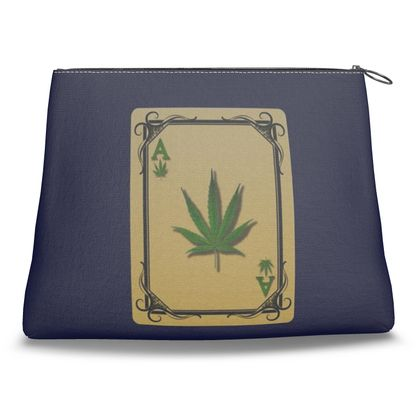 Clutch Bag - Ace of Weed