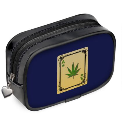 Pouch Purse - Ace of Weed