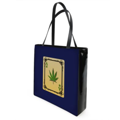 Shopper Bags - Ace of Weed