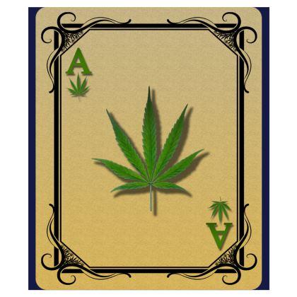 Shoulder Bag - Ace of Weed Full