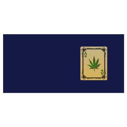Mens Wallet - Ace of Weed