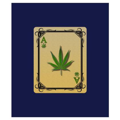 Shoulder Bag - Ace of Weed