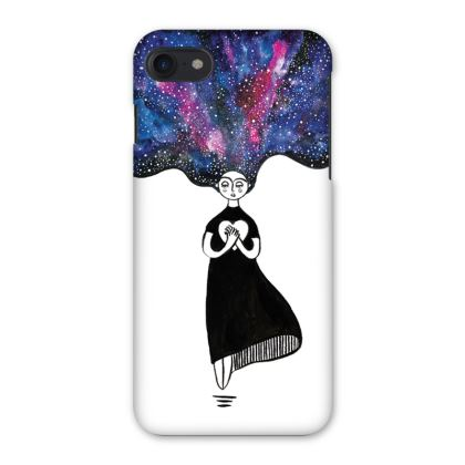 The Space Within the heart Iphone 7 Case