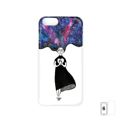 The Space Within the heart Iphone 6 Case