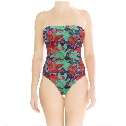 Swimsuit  Lily Garden  Jubilant