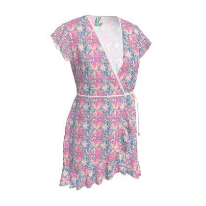 Tea Dress  Lily Garden  Romantic