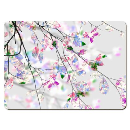 Large Placemats - Springtime Branches