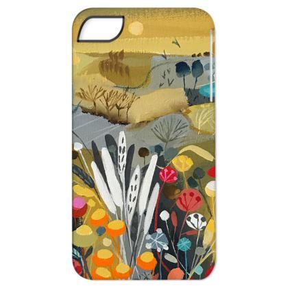 iPhone 6 Case in Natalie Rymer Harvest Moon design