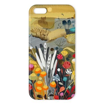 iPhone 7 Case in Natalie Rymer Harvest Moon design