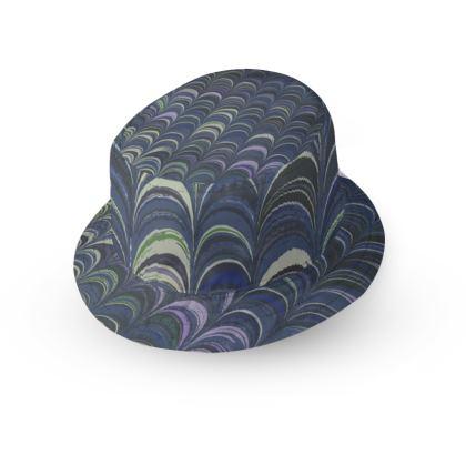 Bucket Hat - Around Ex Libris Blue Remix (1800 -1950)