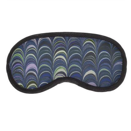 Eye Mask - Around Ex Libris Blue Remix (1800 -1950)