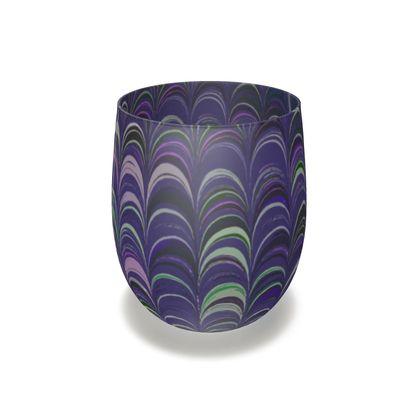 Water Glass - Around Ex Libris Purple Remix (1800 -1950)