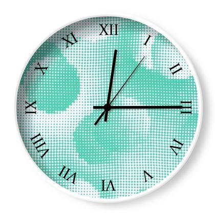Wall Clocks - Endleaves of Art. Taste. Beauty (1932) Jade Remix