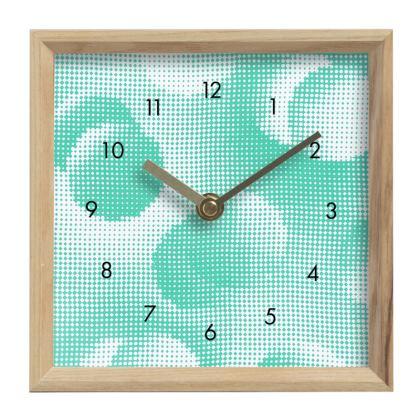 Mantle Clock - Endleaves of Art. Taste. Beauty (1932) Jade Remix