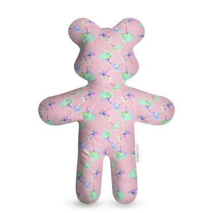 Teddy Bear  My Sweet Pea  Soft Pink