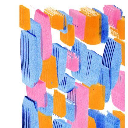 Paint Print Socks