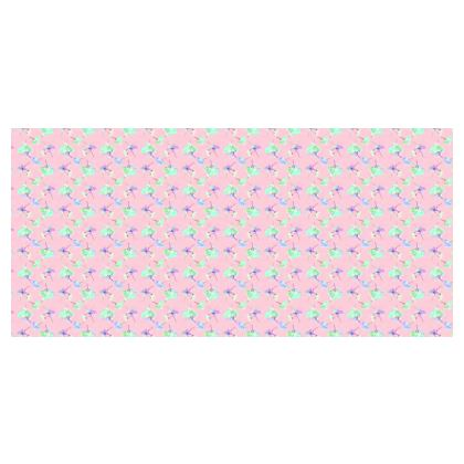 Tablecloth  My Sweet Pea  Soft Pink