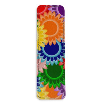 Bookmark Floral Design