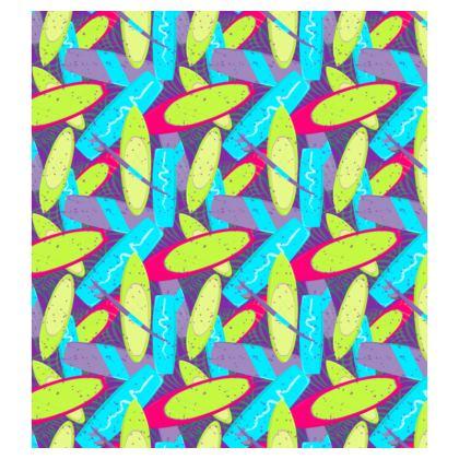 Loafer Espadrilles Crazy Beach Pattern