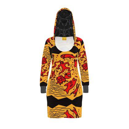 Human Nature Hoodie Dress