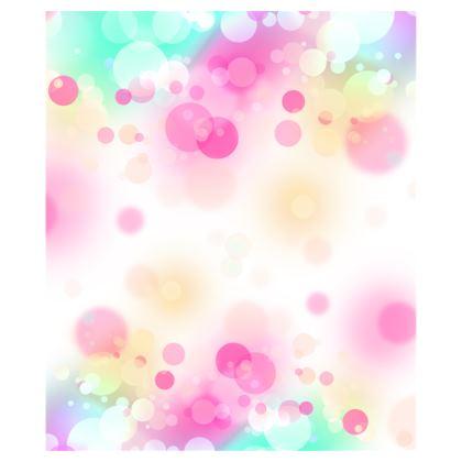 Skater Dress, Emmeline Anne Splash of Rainbow