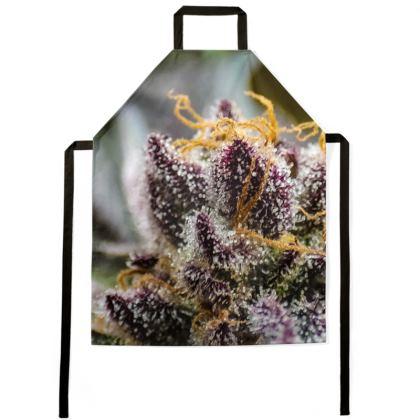 Macro Marijuana Apron