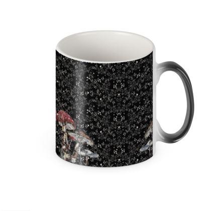 Midnight Magic Heat Changing Mug