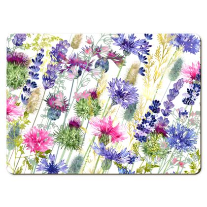 Large Placemats - Walking Through Whimsy