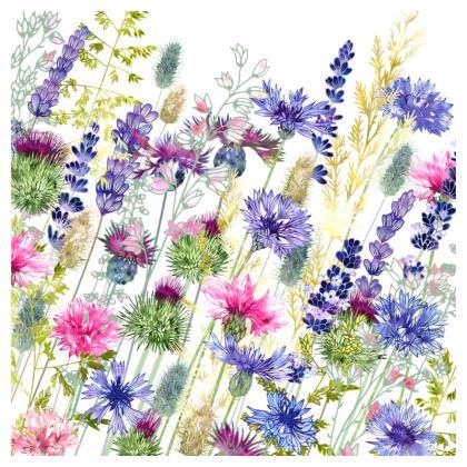 Walking Through Whimsy Cushion