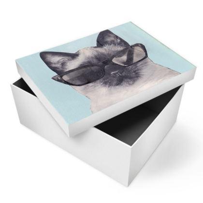 Cool Cat Photo Box