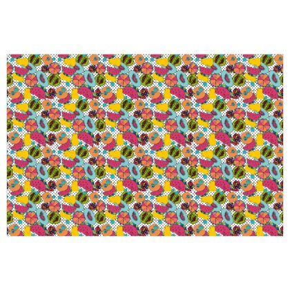 Tutti Fruiti - Fabric Printing