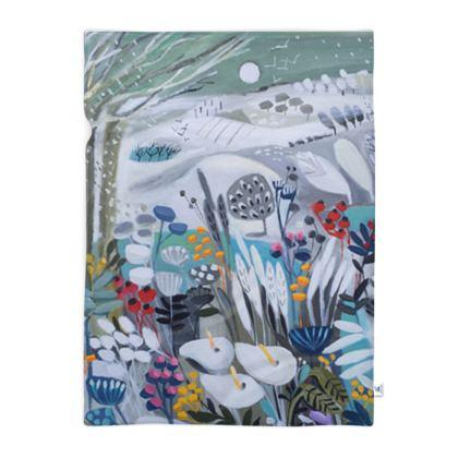 Blanket in Natalie Rymer Winters Gift design