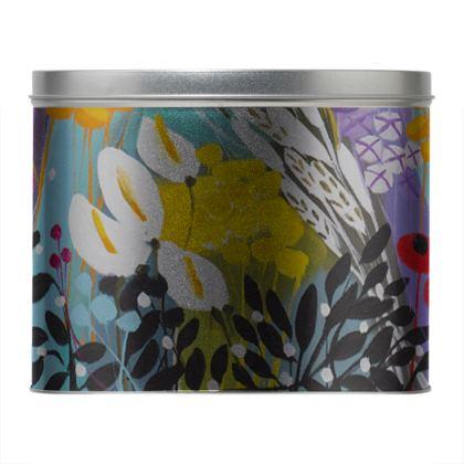 Round Tin in Natalie Rymer Sea House design