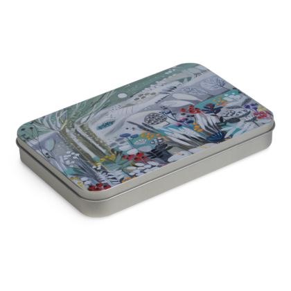 Tin Box in Natalie Rymer Winters Gift design