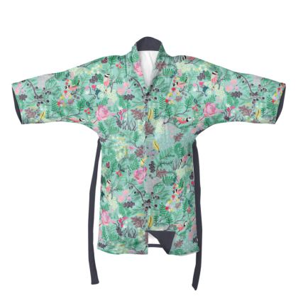 The Secret Garden  - Mint Kimono
