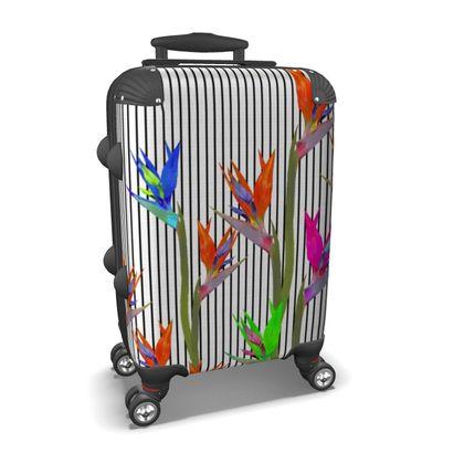 Birds of Paradise Suitcase