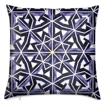 """Bahia"" Luxury Velvet Cushion"