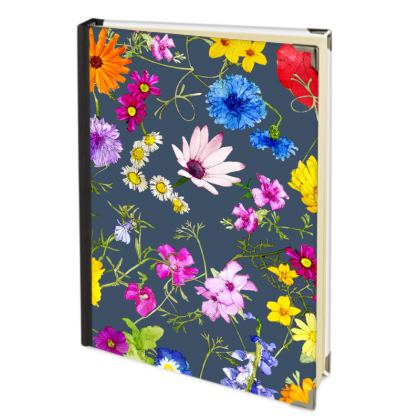 Journal - Tangle of Wild Flowers