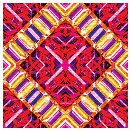 """""""Curitiba"""" Luxury Velvet Cushion"""
