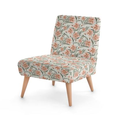Flower Flow Occasional Chair
