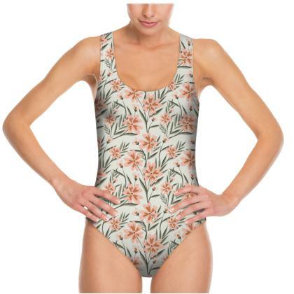 Flower Flow Swimsuit