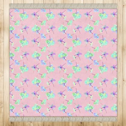 Rugs  My Sweet Pea  Soft Pink