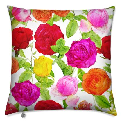 Cushions - Riot of Roses