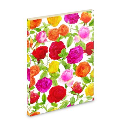 Pocket Notebook - Riot of Roses