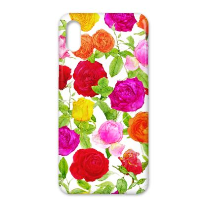 iPhone Case - Riot of Roses