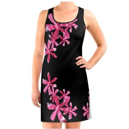 VEST DRESS | Nink bloom |